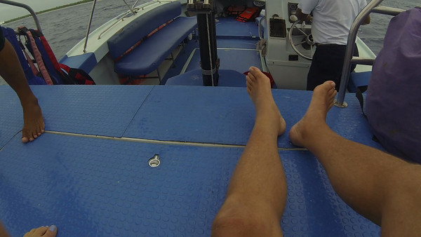 Cozumel with a GoPro June 2013