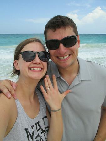 Emily & Bob's Engagement Trip
